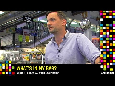 Bonobo - What's In My Bag?
