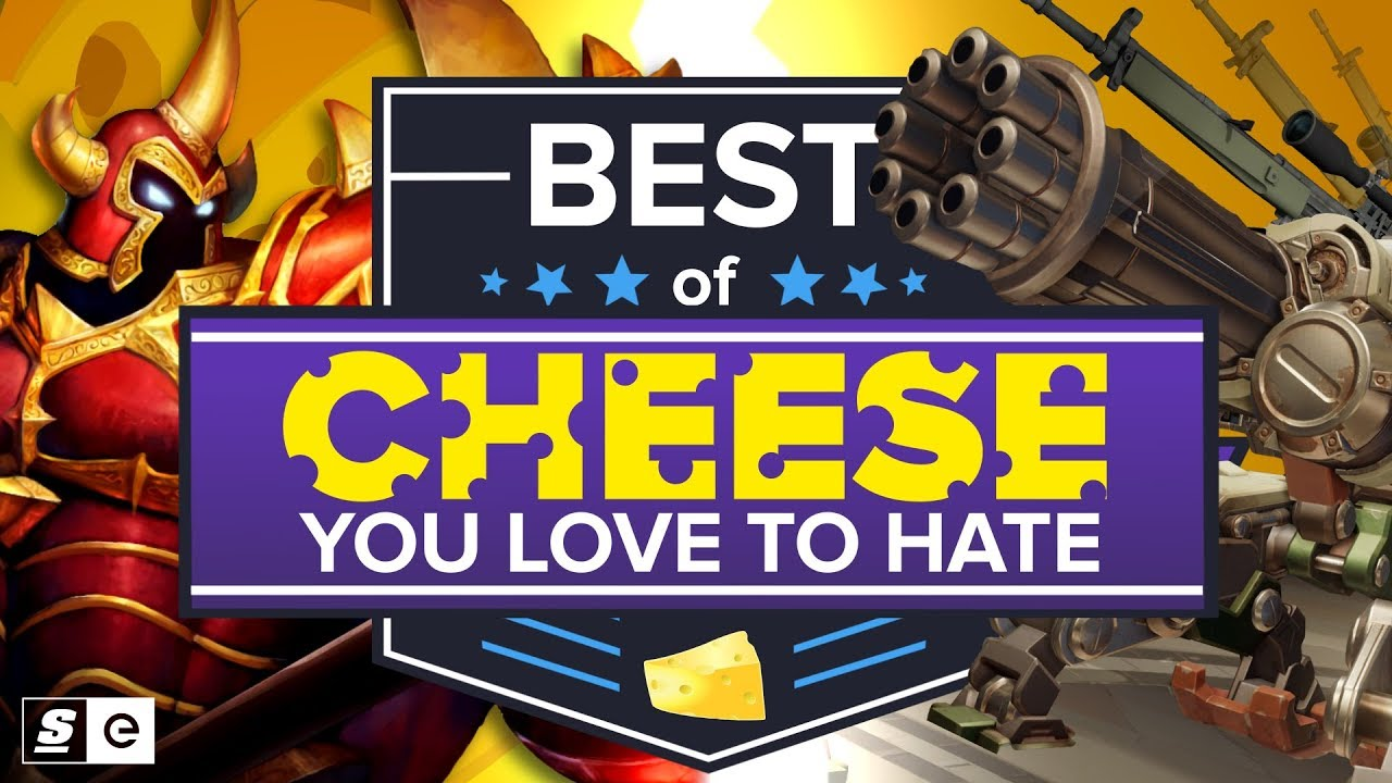 Broken, Cheesy Bullshit You Love to Hate: From Auto Snipers to Fountain Hooks