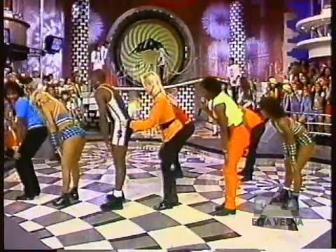 É o Tchan - A dança do Bumbum 1996 - Xuxa HITS