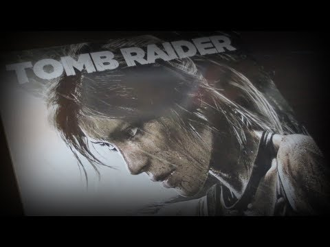 Tomb Raider 2013 Steelbook Review Unboxing