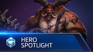 Butcher Spotlight – Heroes of the Storm