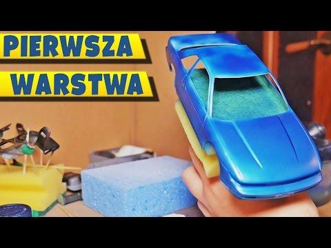 Nissan Silvia S13 K's - Przygotowania Do Złożenia | Modelarstwo
