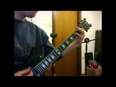 Morbid Angel - Maze Of Torment (Guitar Cover)