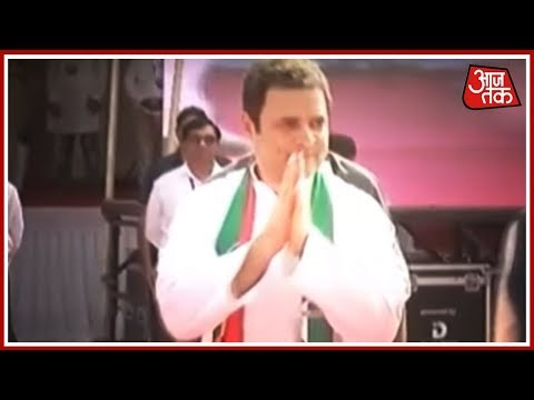 Rahul Gandhi In Madhya Pradesh To Sound Congress' Poll Bugle In The State