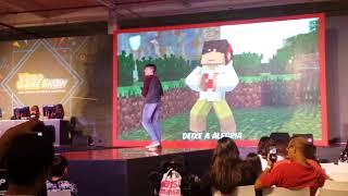Vi o cromos play primeira vez na vídeo game show