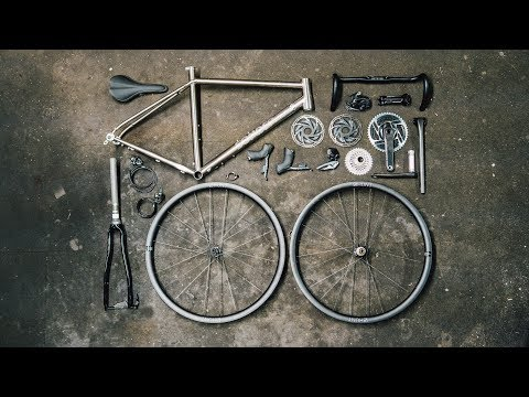 DREAM BUILD ROAD BIKE - Sonder Colibri Ti