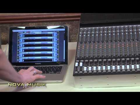 Novamusik.com - Mackie Onyx-i Series Mixers!