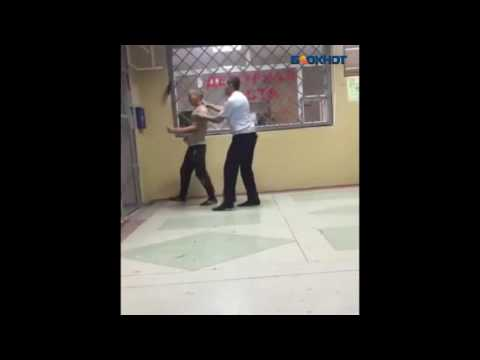 Скандал в отделе полиции в Ростовской области