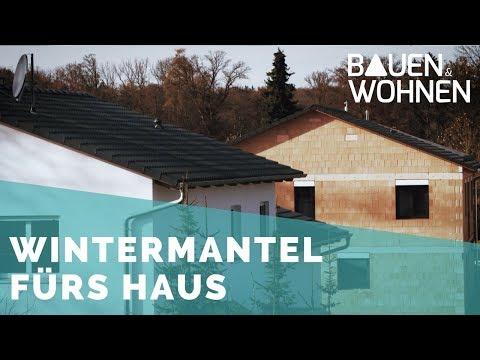 Wintercheck - So machen Sie Ihr Haus winterfest
