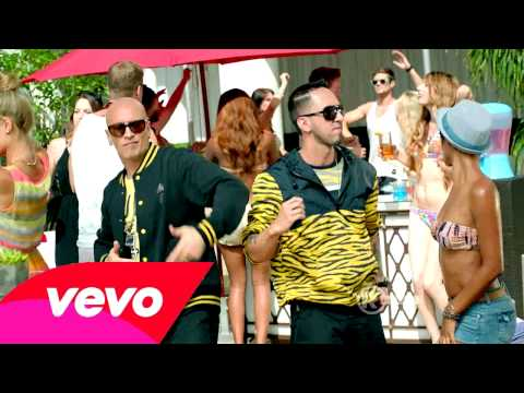 Alexis Y Fido Ft  Tego Calderon - Aqui Es Que Ehh (Video Official)