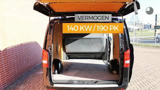 Mercedes-Benz Vito 119 CDI Lang | Navi, Camera, Trekhaak | Certified tot 24 maanden garantie