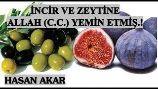 Hasan Akar - İncir ve Zeytine Allah (C.C.) Yemin Etmiş.!