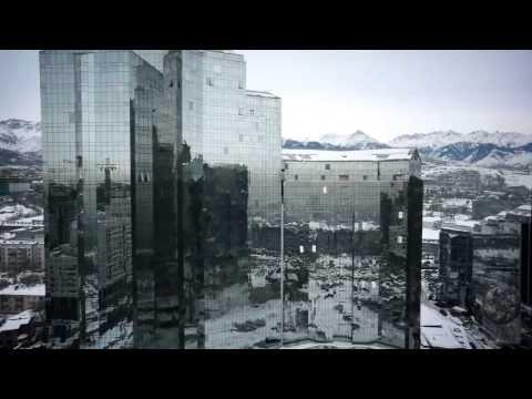 Almaty City 2013 winter