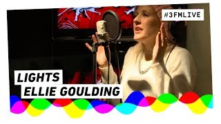 Ellie Goulding - Lights | 3FM Live