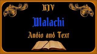 Malachi KJV Audio and Text