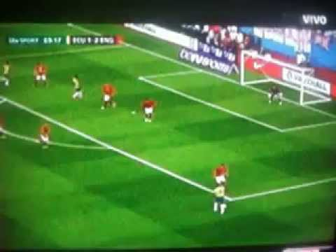 Ecuador vs Inglaterra 2-2 (GOLAZO DE MICHAEL ARROYO) Amistoso Internacional 04/Junio/2014