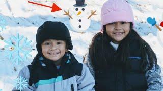 SNOW DAY FAMILY FUN