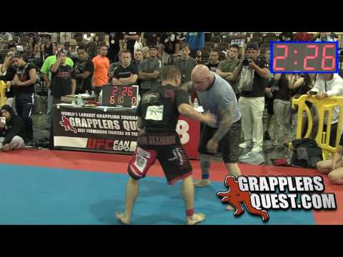 Jeff Monson  vs Tyler Weathers Absolute Advanced at Grapplers Quest at UFC Fan Expo Las Vegas 2010 Image 1