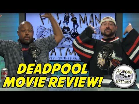 DEADPOOL DEADPOOL AND MORE DEADPOOL! - FAT MAN ON BATMAN 022
