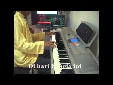 Selamat Hari Raya By Fazidah Joned (piano Cover) video