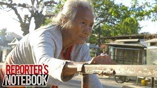 Reporter's Notebook: 84-anyos na lola, umaasa sa pangangalakal ng basura para mabuhay