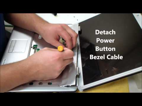 Dell Inspiron 1525 DC Power Jack Repair