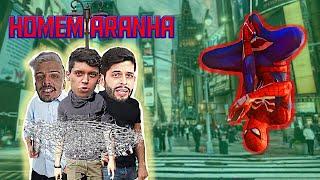 HOMEM ARANHA INVADIU A GAMELAND?! - SPIDER-MAN PS4