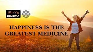 Shiv Yog Dharma в Happiness is the greatest medicine