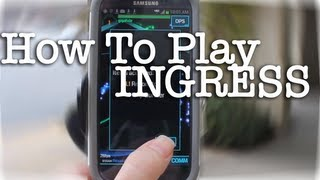 Tinkernut - How To Play Ingress