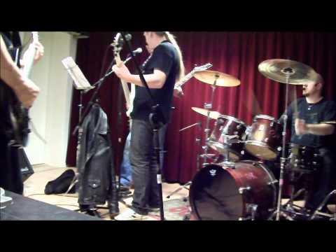Rehearsal in Copenhagen, Oct 2011