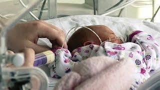 إجراء أول عملية زرع أعضاء من طفل حديث الولادة ببريطانيا