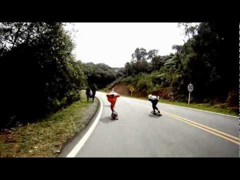 Green Heads - Treino Slac Downhill 04 Barras - Curitiba PR