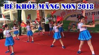 Chung kết Hội thi Bé khỏe măng non huyện Lạc Sơn 2018❤Kênh Em Bé