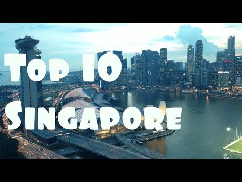 Top 10 Best Things to Do Eat and See in Singapore Travel Guide by HourPhilippines.com