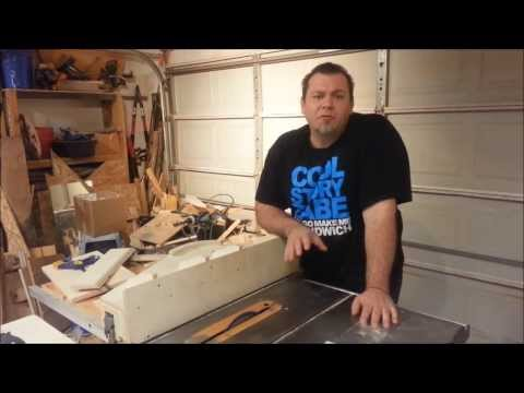 The Ultimate Table Saw Fence! Update Video