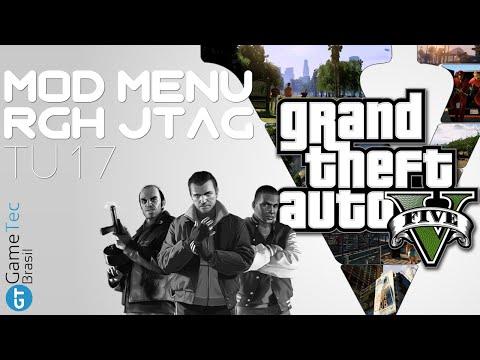 (Tutorial) GTA V - Primeira Pessoa - Mod Menu - Xbox 360 RGH/JTAG