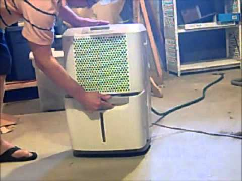 Frigidaire dehumidifier 70a