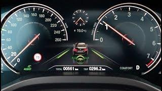 BMW iDrive Infotainment Tour! (2019 BMW X3) + Head Up Display & Digital Gauge Cluster!