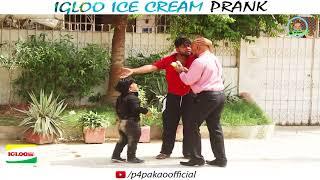 | IGLOO ICE-CREAM PRANK | By Nadir Ali & Rizwan In | P4 Pakao | 2017