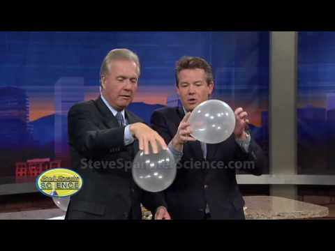 Screaming Balloons - Cool Science Experiment