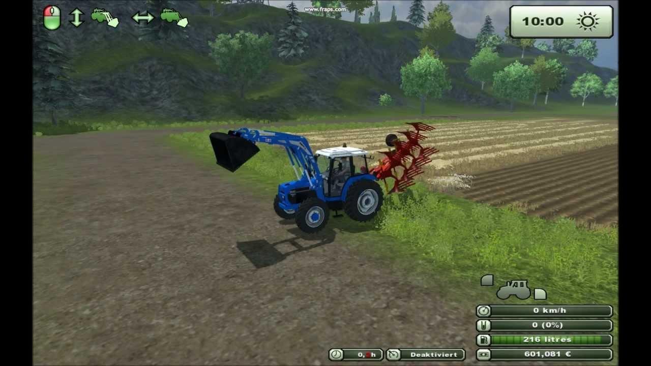 Ford Farm Tractors Farming Simulator 2013 Ford