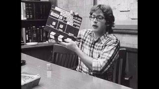 Jim Dollarhide Arriflex SR 16mm Camera Test December 6, 1976