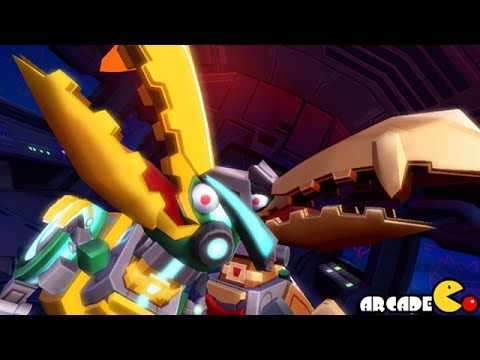 Angry Birds Transformers: Brawl Max Level Upgraded Gameplay Walkthrough Part 44 video