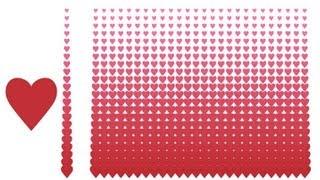 Heart vector illustrator tutorial