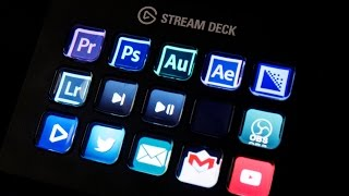 The KEY to Successful Streams & Efficient Setups!! - Elgato Stream Deck Review - Custom Keypad