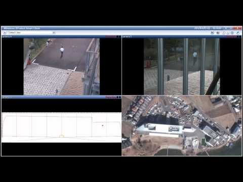 Optex Redscan Laser Detector Integration With Milestone