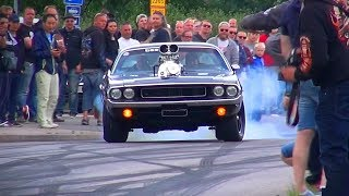 Best MUSCLE CAR Sounds of 2017