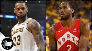 Lakers vs. Clippers 2019-20 debate: Can the Lakers' defense keep up? | The Jump