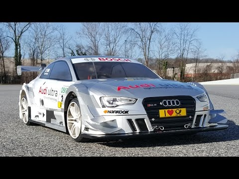 1/5 FG AUDI RS5 - 8S SPEED PASSES