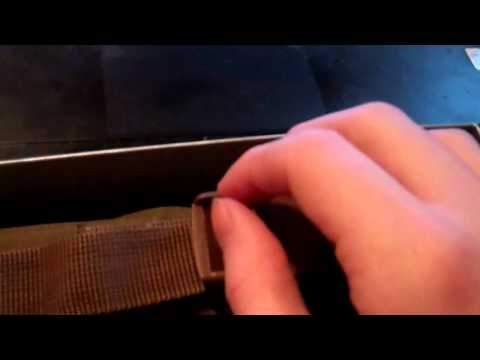 Osprey  45 unboxing and Vlog 4/23/2015